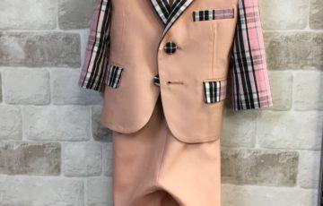 乳幼児用スーツ