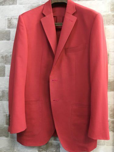 ゼニアのジャケット