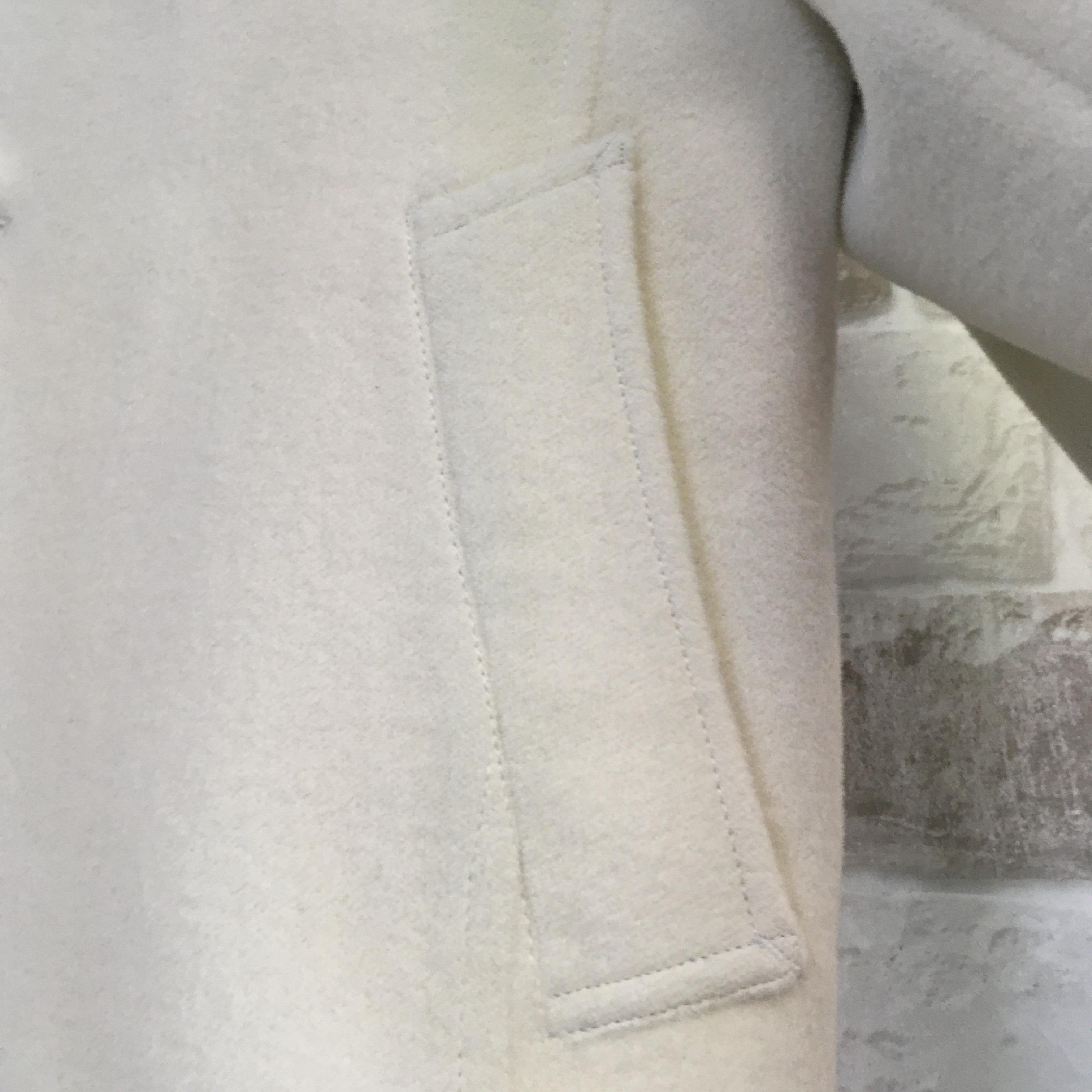 カシミヤオーダーコート