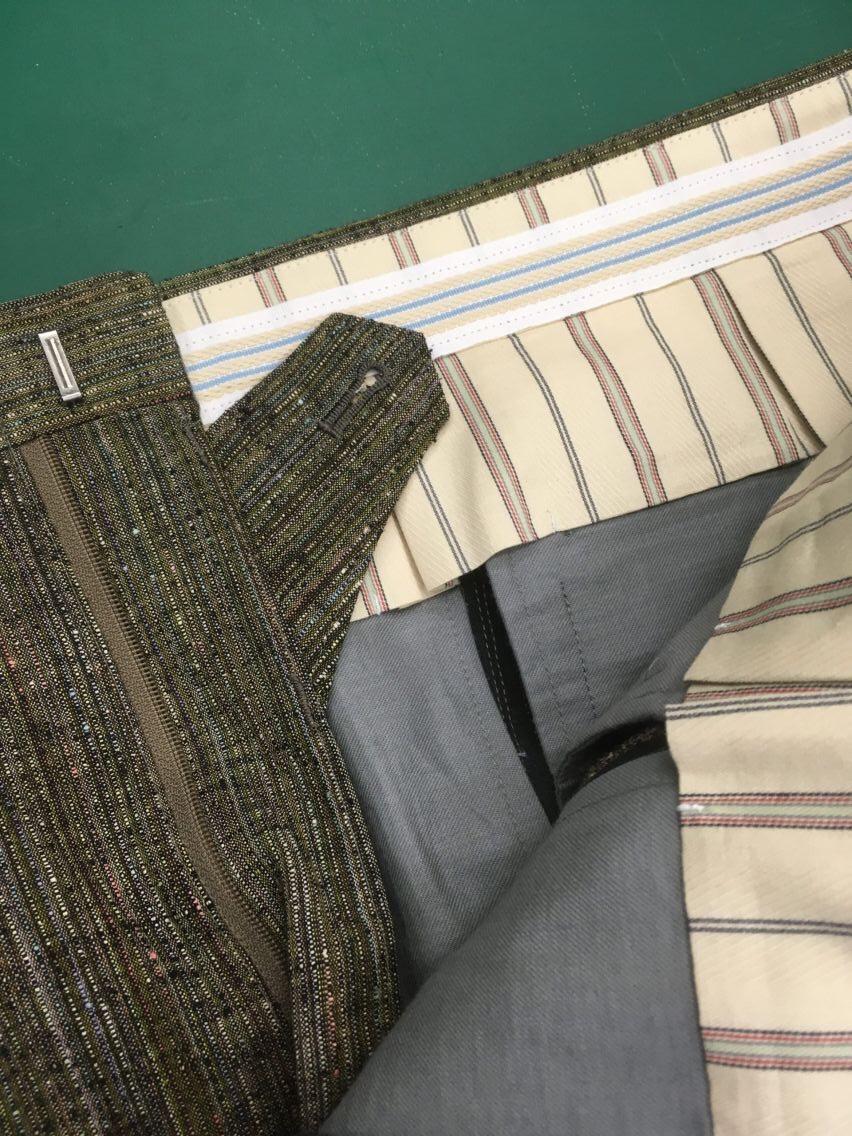 着物地のジャケット