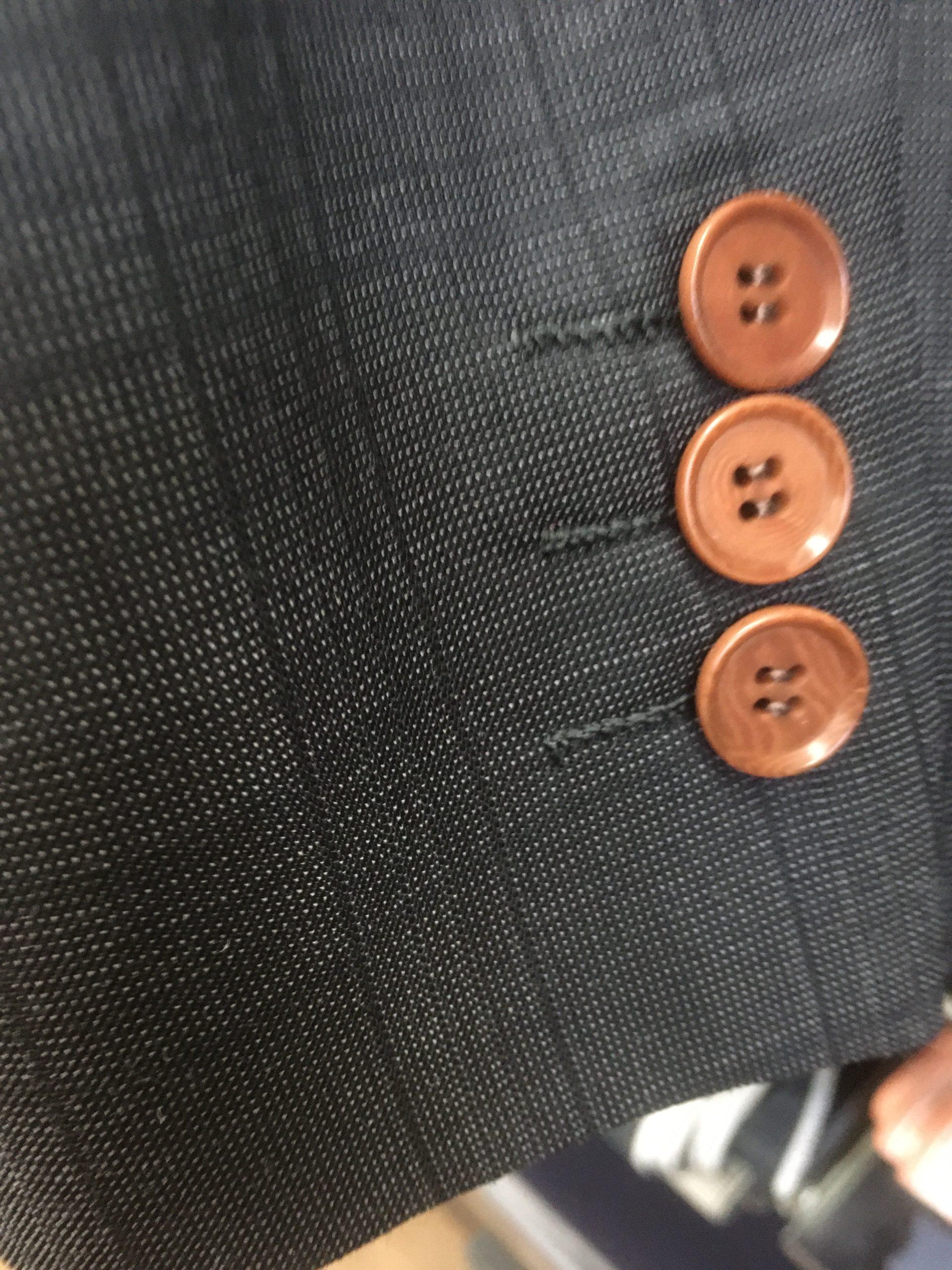 子供服 仮縫付 3Pスーツ