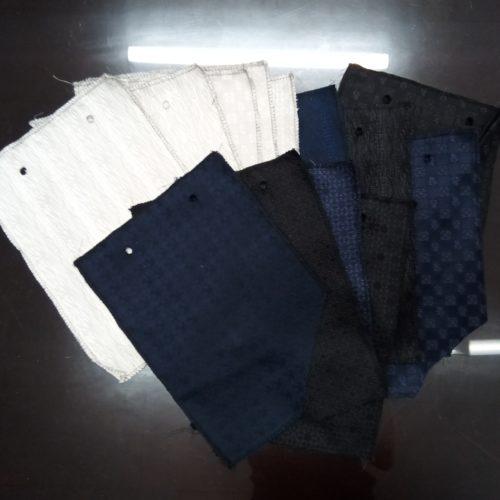 京都西陣織のシルクジャケット